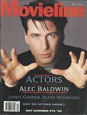 Movieline magazine Alec Baldwin James Garner Alfre Woodward Celebrity siblings