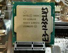 Intel Xeon E3-1235L V5 2GHz SR2CV 8MB 4 core 25W LGA1151 CPU Processor