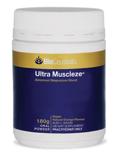 Bioceuticals ULTRA MUSCLEZE :: Choose 180g  360g  Night 240g  P5P 60 tabs  Cream