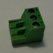3 pin - 5.08mm /  Pluggable Connector -Terminal Block - Phoenix Plug - Speakers