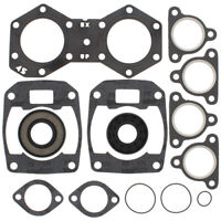 Winderosa Complete Gasket Kit with Oil Seals For Polaris XCF 440 1999 440cc