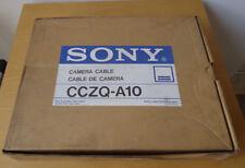 Sony CCZQ-A10 camera cable =NEW=