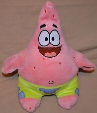 "12"" Patrick Star Spongebob Squarepants Plush Dolls Toys Mall Of America Viacom"