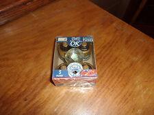 5 PACK Vintage Eagle Glass Plug Fuses BRAND NEW STOCK, NO. 690, 30 AMP, 125 VOLT