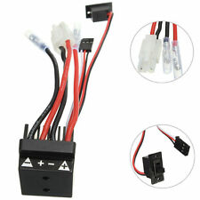 RC Car Boat Toys 320A Brushed Brush Speed Controller ESC W/Reverse Rear Motor