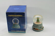 Hallmark The Polar Express 2004 Water Globe With Box