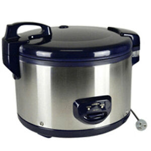 Auscrown Cuckoo 6.3L / 35 Cup Commercial Electric Rice Cooker Heavy Duty CR3511