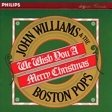 John Williams & the Boston Pops Orchestra - We Wish You a Merry Christmas - LP