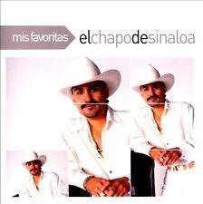 Mis Favoritas by El Chapo de Sinaloa (CD, Feb-2012, Sony Music Sealed CD.