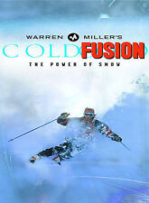 Warren Miller's Cold Fusion COLD FUSION'S world-class athletes DVD