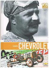 LOUIS CHEVROLET - MICHEL VAILLANT - CENTENNIAL EDITION - PHOTOBOOK NUOVO