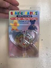 Ty BEANIE BABIES HEART PROTECTORS PACK OF 10 Older Version