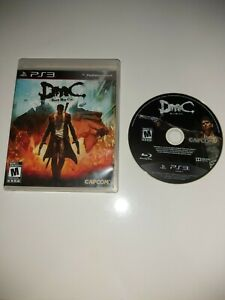 Devil May Cry Sony Playstation 3 PS3