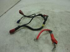 99 Honda Goldwing GL1500 1500 50th Anniversary CABLES CABLE BATTERY NEGATIVE POS