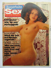 Reeperbahn Sex Illustrierte Nr 17/1974,