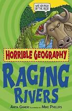 Raging Rivers - Horrible Geography (Paperback, 2008) New Book