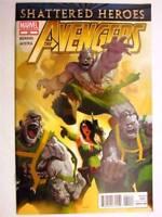 Comics: MARVEL: THE AVENGERS #20