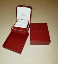 Cartier Couple's Ring Box Dual Double Wedding