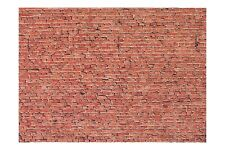 Faller 170607 HO 1/87 Plaque de mur, Clinker