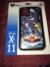Disney Parks Sorcerer Mickey Fantasia IPHONE XR/11 Cover NEW