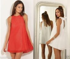 Polyester Summer/Beach Shift Hand-wash Only Dresses for Women