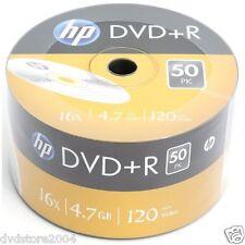 CD, DVD e Blu-Ray vergini HP per l'archiviazione di dati informatici 16x per 4,7GB