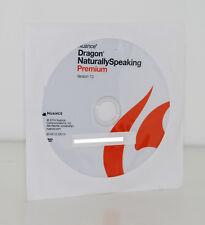 Nuance Dragon NaturallySpeaking 13 Premium Vollversion für Windows - deutsch