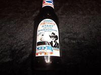 Richard Petty #43 1000th Start Collectible NASCAR 12 Oz Pepsi Cola Bottle NOS