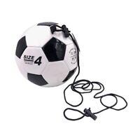 Ballon D'EntraîNement de Football RéGlable Bungee Ballon éLastique D'Entraî Z1X5
