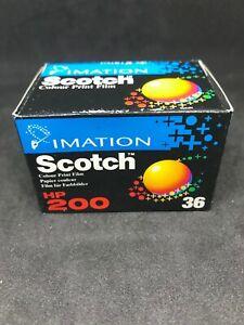 Imation Scotch HP 200  By Ferrania 35mm expired film