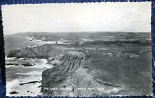 England Coast Showing Compass Point Bude - posted 1964