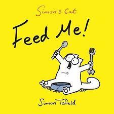 Simon's Cat: Feed Me!-ExLibrary