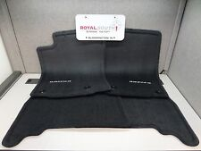 Toyota 4Runner 2013 - 2017 Black Carpet Floor Mats Genuine OEM OE
