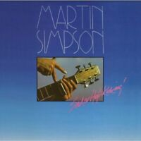 Martin Simpson - Sad or High Kicking! [CD]
