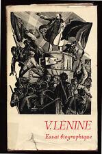 COLLECTIF, V. LÉNINE, ESSAI BIOGRAPHIQUE