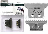 Wahl Replacement Double Wide T-Blade Set For Detailer Hair Trimmer WA2215