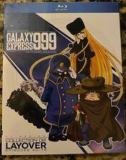 Galaxy Express 999 TV Series Part 2 Eps 40-76 Blu Ray Official Discotek Anime
