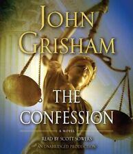 The Confession by John Grisham (2010, CD, Unabridged)
