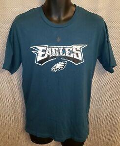 Philadelphia Eagles Midnight Green T-Shirt - Youth XL (18-20) / Mens Small