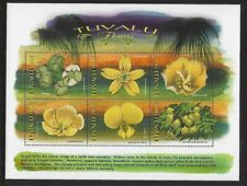 1999 Flowers Sheetlets set of 2 Total 12 stamps Complete MUH/MNH as issued