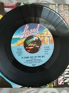 Shakin Stevens It Came Out Of the Sky Vinyl