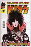 Kiss 3 NM Photo Cover Variant Rock n Roll Comics Book Dark Horse Gene Simmons