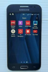 Samsung Galaxy Core Prime SM-G360V Verizon Smartphone Android Used Gray
