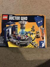 LEGO 21304 Ideas Doctor Who Retired Set New Sealed