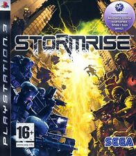 SONY PS3  STORMRISE