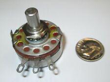 Allen Bradley 100k Ohm Linear Taper 2 Watt Potentiometer 38 Shaft Nos