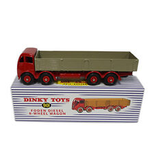 1/43 ATLAS DINKY SUPERTOYS Toys 901 FODEN DIESEL 8-WHEEL WAGON CAR MODEL DIECAST