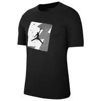 Nike Jordan Men's Black T-Shirt