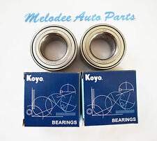 2 KOYO / NSK Japanese FRONT Wheel Bearing for TOYOTA / SCION   90080-36136