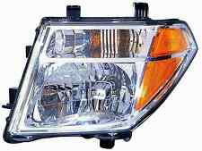New Left driver headlight head light fit for 2005 2006 2007 2008 Frontier